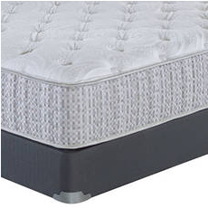 Sleep Inc by Corsicana Sequim Plush Twin Size Mattress