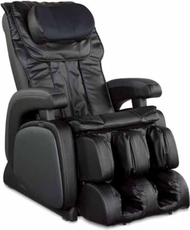 Cozzia Shiatsu Massage Chair 16028 in Black