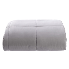 Design Weave Brookstone Climadry Temperature Regulating Queen Microfiber Blanket in Grey