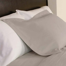 Design Weave Outlast Temperature Regulating Pillowcase Pair in Linen