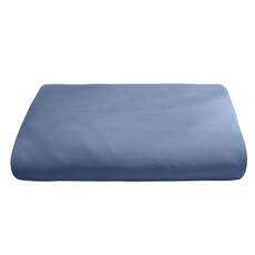 Design Weave Outlast Temperature Regulating Queen Duvet Cover in Midnight Blue