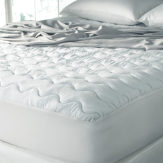 Sealy Easy Care Waterproof Mattress Pad by DOWNLITE