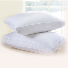 Clearance Downright Astra Gusseted Medium Queen Pillow OVLB0818142