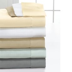 DreamFit Degree 6 Microtencel Supima Split King Sheet Set in Ivory