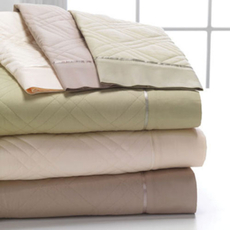 DreamFit Degree 5 Bamboo-Rich Quilted Sheet Ensemble