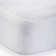 Dreamtex Bamboo Jersey Full Mattress Protector by Greenzone Sleep