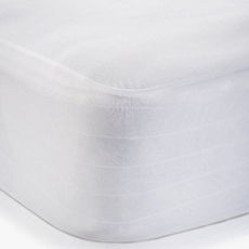 Dreamtex My Little Nest Organic Cotton Crib Mattress Protector