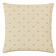 Niche by Eastern Accents Downey Cyrus Straw Square Accent Pillow
