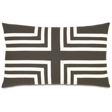 Niche by Eastern Accents Lautner Fullerton Espresso Accent Pillow