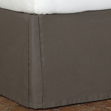 Niche by Eastern Accents Lautner Fullerton Espresso Bed Skirt