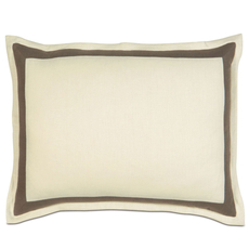 Niche by Eastern Accents Norris Breeze Pearl Standard Sham