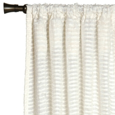 Niche by Eastern Accents Sandler Yearling Pearl Curtain Panel