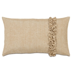 Niche by Eastern Accents Astaire Aurum Champagne Boudoir Pillow