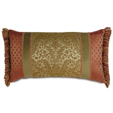 Clearance Botham Kildare Cilantro Insert Accent Pillow by Eastern Accents OVLB0818097