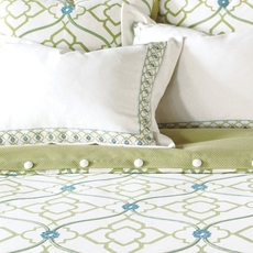 Bradshaw Hand-Tacked Comforter by Eastern Accents