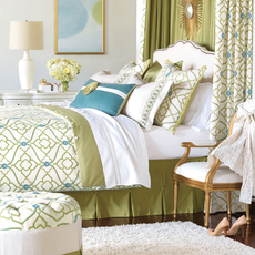 Bradshaw Hand-Tacked Daybed Comforter by Eastern Accents