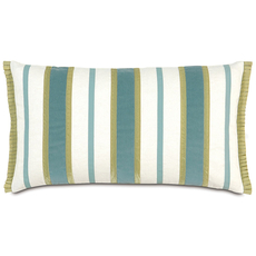 Bradshaw Jackson Ocean Inserts Accent Pillow by Eastern Accents
