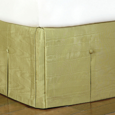 Bradshaw Pearl Apple Bed Skirt by Eastern Accents
