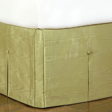 Bradshaw Pearl Apple Daybed Skirt by Eastern Accents