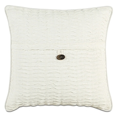 Ceylon Yearling Pearl Envelope Accent Pillow by Eastern Accents