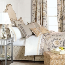 Edith Hand-Tacked Comforter by Eastern Accents