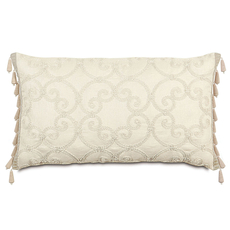 Evelyn Desiree Pearl Bolster by Eastern Accents
