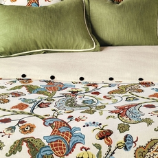 Niche by Eastern Accents Bayliss Hand-Tacked Comforter