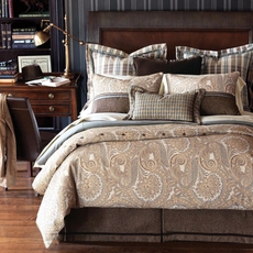 Powell Button-Tufted Daybed Comforter by Eastern Accents