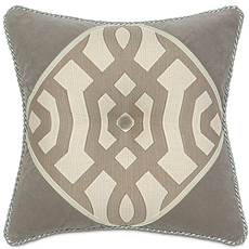 Rayland Diamond Tufted Accent Pillow by Eastern Accents