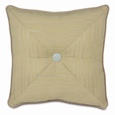 Southport Ashland Pear Tufted Accent Pillow by Eastern Accents