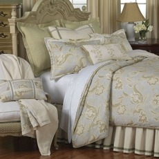 Southport Button-Tufted Comforter by Eastern Accents