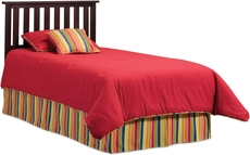 Fashion Bed Group Belmont Headboard in Merlot