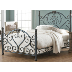 Fashion Bed Group Duchess Cal King Size Bed