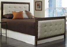 Fashion Bed Group Gotham Queen Size Bed