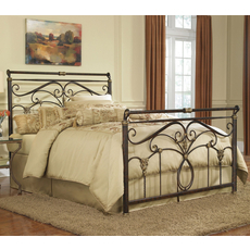 Fashion Bed Group Lucinda Complete Bed
