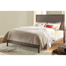 Fashion Bed Group Normandy Cal King Size Platform Bed