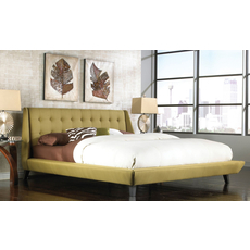 Fashion Bed Group Prelude Queen Size Bed in Willow