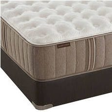 "Stearns & Foster Estate Addison Grace Luxury Firm Cal King Mattress OVML031903 - Clearance Model ""As Is"""