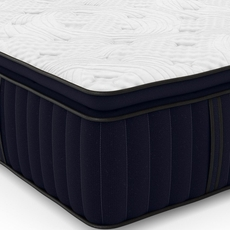 Sapphire Dream Plush Pillow Top 14.5 Inch Queen Mattress Only SDML062003 - Scratch and Dent Model ''As-Is''