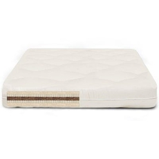 The Futon Shop Full/Double Size Organic Cocopedic Double Sided Mattress