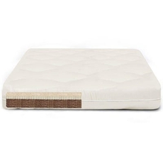 The Futon Shop Twin XL Size Organic Cocorest Mattress