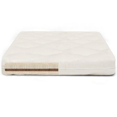 The Futon Shop Twin XL Size Organic Cocosupport Mattress