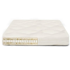 The Futon Shop Twin XL Size Organic Ecopure Nest Mattress