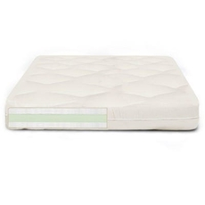 The Futon Shop Full Size Merlin Double Sided Mattress