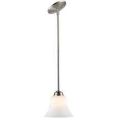 Clearance Golden Lighting Multi-Family 1 Light Pendant OVFCR121781