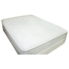 US Mattress Naturals Level 3 Luxury Firm Twin Mattress Only - All Natural, No Foam SDMB0319128- Scratch and Dent Model ''As-Is''