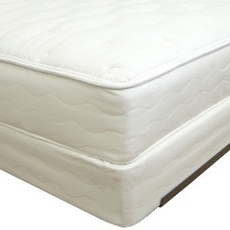 Joybed LXP Medium-Firm Natural 13 Inch Full Mattress Only SDML012015 - Scratch and Dent Model ''As-Is''