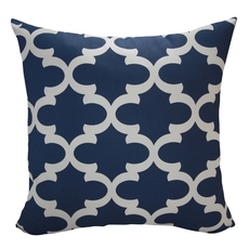 Hallmart Avi Blue 18 Inch Accent Pillow Set