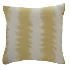 Hallmart Chloe Yellow 18 Inch Accent Pillow Set