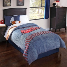 Hallmart Home Run Comforter Set